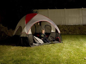 This Guy Makes $1,380 a Month Renting Out a Backyard Tent on Airbnb