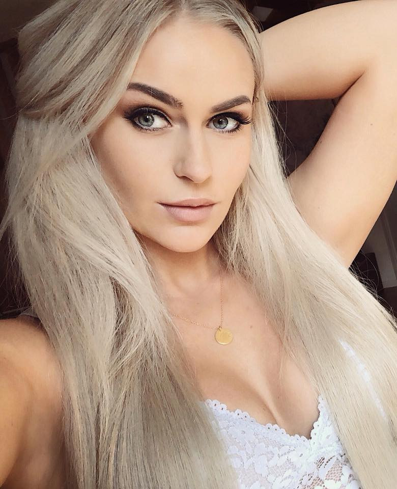 What is Sexy: Swedish Fitness Model Anna Nystrom