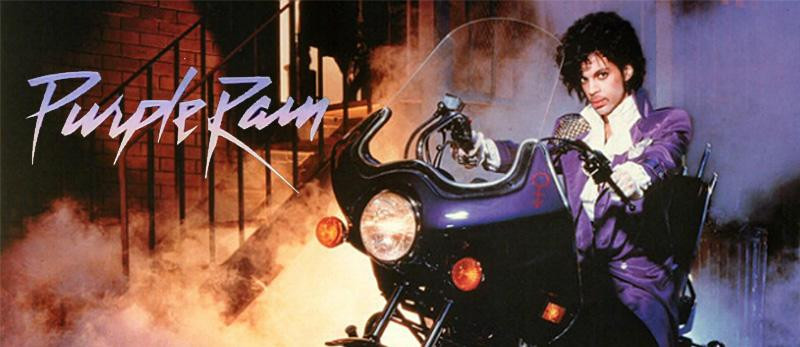 Purple Rain 35th Anniversary Party
