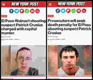 Texas Walmart Shooter Patrick Crusius