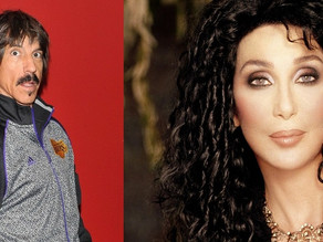Cher Had Sex with 13 Year Old Anthony Kiedis