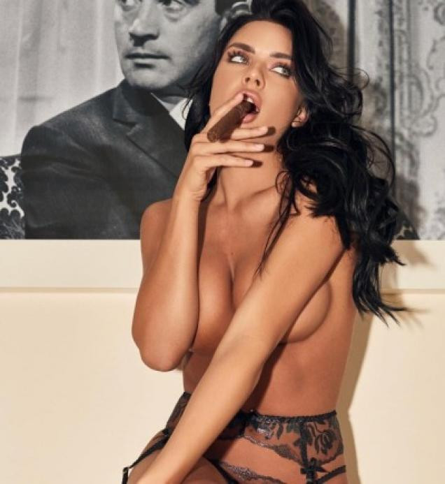 What is Sexy: Cigar Smoking