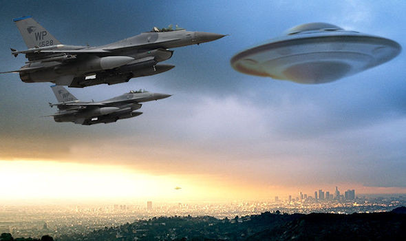Reader Submitted UFO Sighting in Northern Virginia