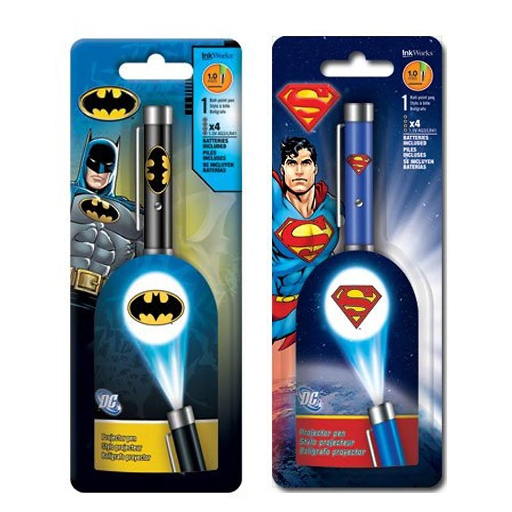 Superhero Projector Pens