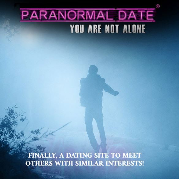Paranormal Date Website