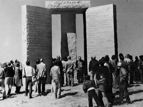 Georgia Guidestones and the New World Order