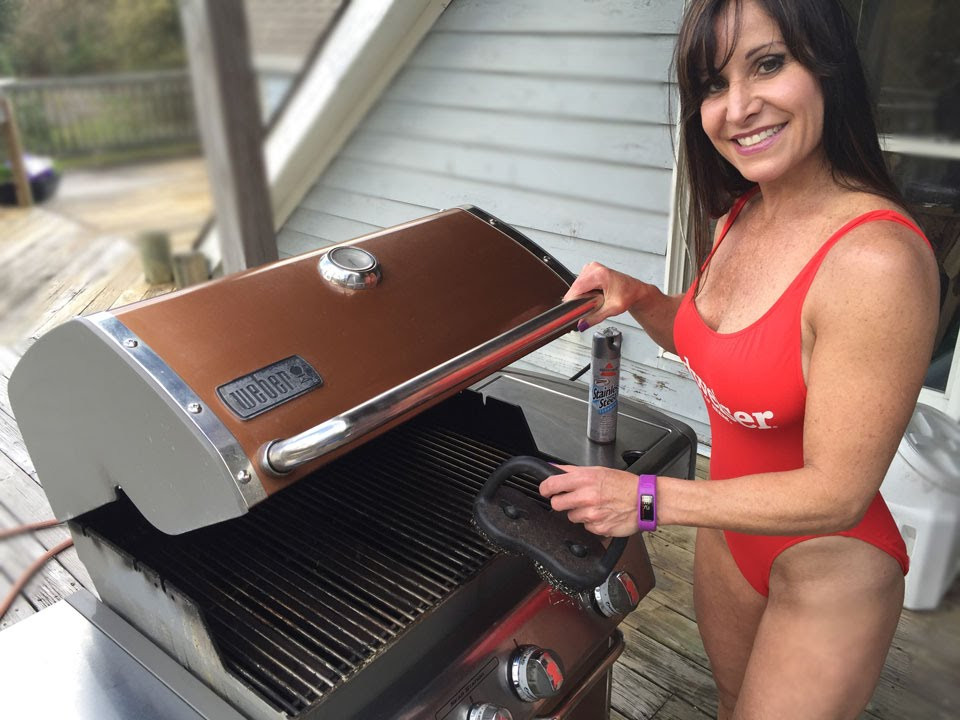 What is Sexy: Grilling Girls