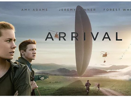 Review : Arrival Movie