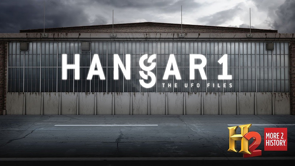 History Channels Hangar 1 on Amazon Prime