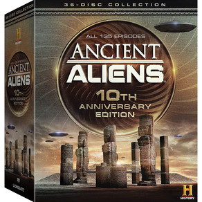 Ancient Aliens Gear
