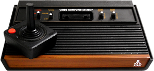 atari game console