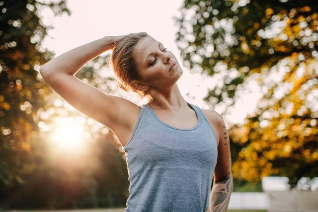 Relieving Neck and Shoulder Pain