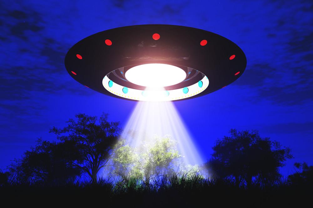 HUGE Book of UFO Sightings