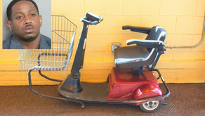 Man Steals Electric Shopping Cart, Drives to Bar to Avoid DWI