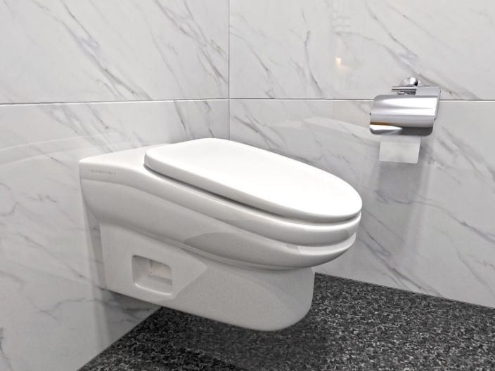 This Toilet Promises to Increase Productivity