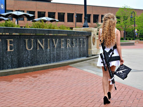 Student takes shot at colleges anti-gun policies