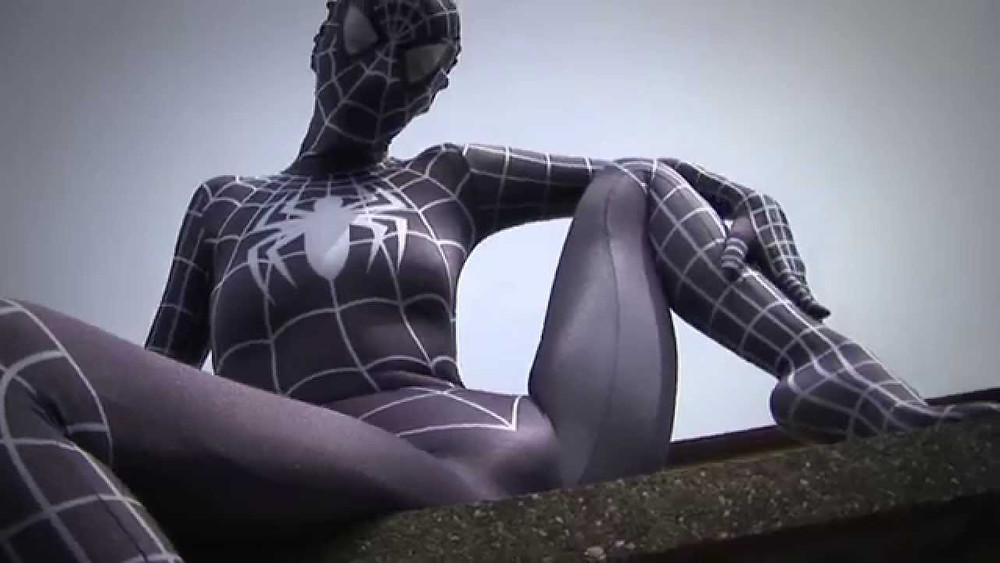 What is Sexy: Spandex Spider Girl