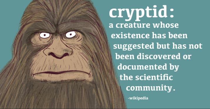 cryptid definition