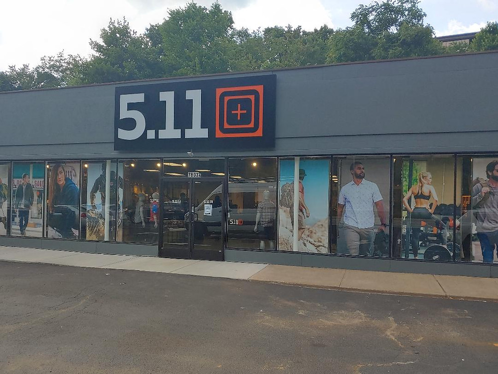 Review of 5.11 Pittsburgh Store