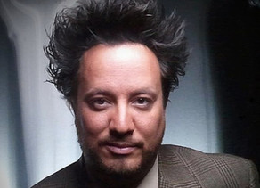 Author Argues That Ancient Aliens is Racist