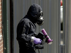 British man thought he was giving perfume to his girlfriend; it was a Russian nerve agent