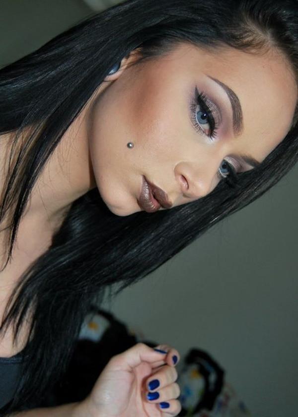 What is Sexy: Cheek Dimple Piercings