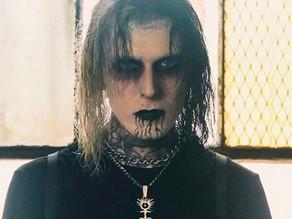 Rapper GHOSTEMANE Releases Lo-Fi Black Metal Album