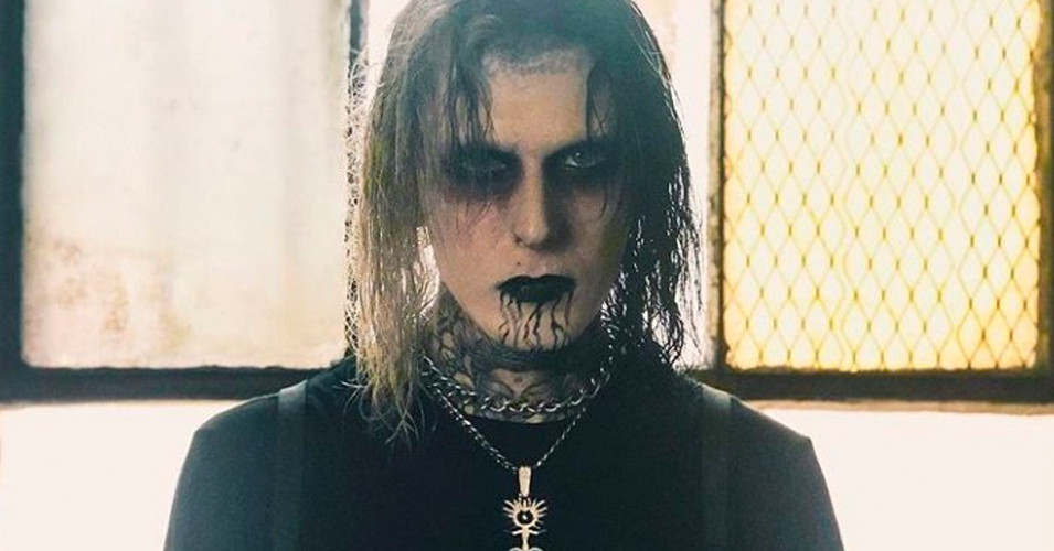 Rapper GHOSTEMANE Releases Lo-Fi Black Metal Album
