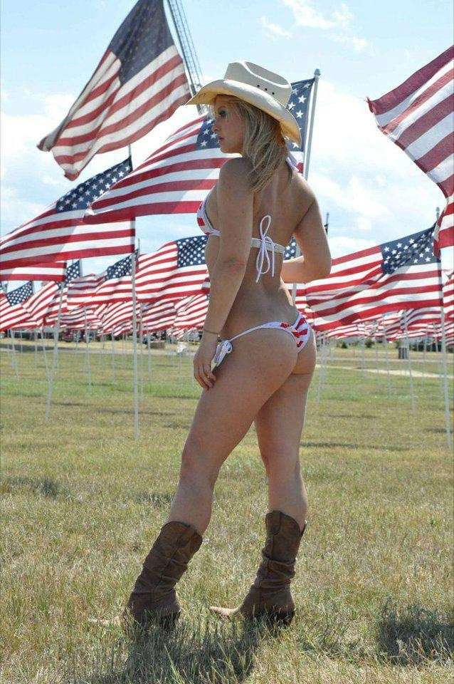 What is Sexy: Patriotic Girls