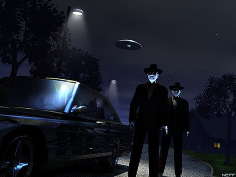 men in black ufo