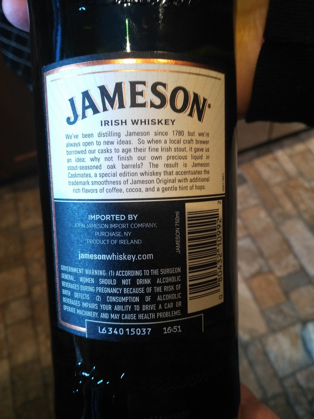 Review: Jameson Caskmates