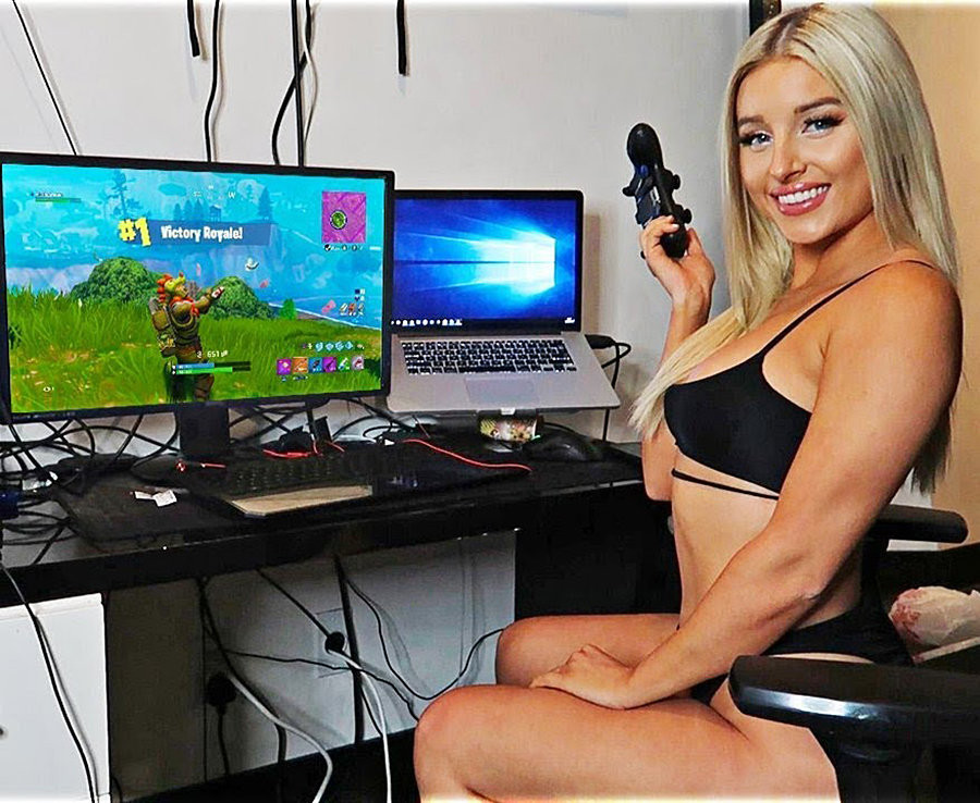 What is Sexy: Gamer Girls