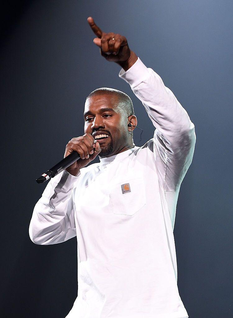 Kanye West Whitney Houston