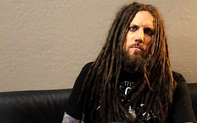 Korn's Brian 'Head' Welch