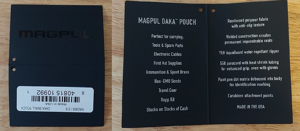 Review: Magpul DAKA Pouch