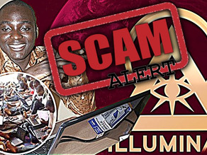 Illuminati Scammers