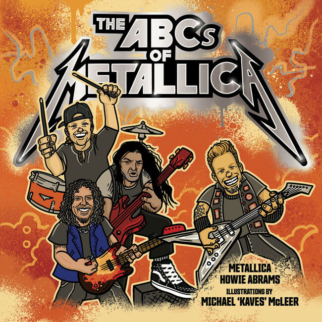 Metallica is Releasing a Children's Book