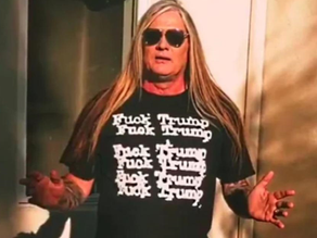 Sebastian Bach is the Latest Celebrity to Virtue Signal