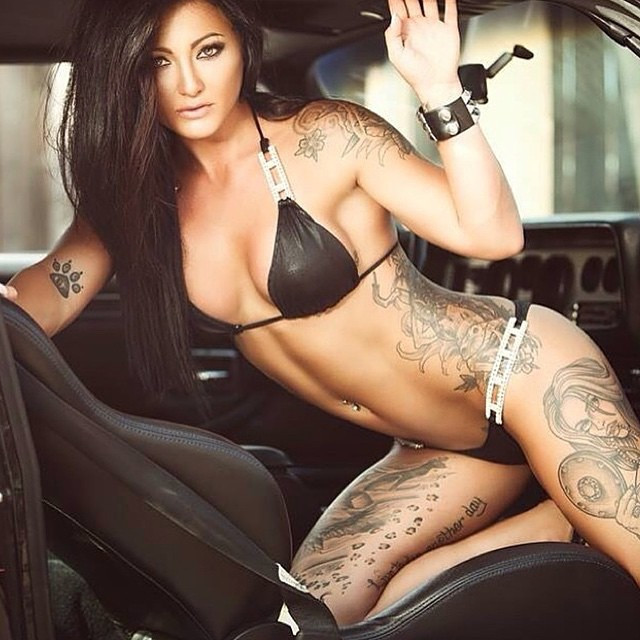 What is Sexy: More Girls with Tatts