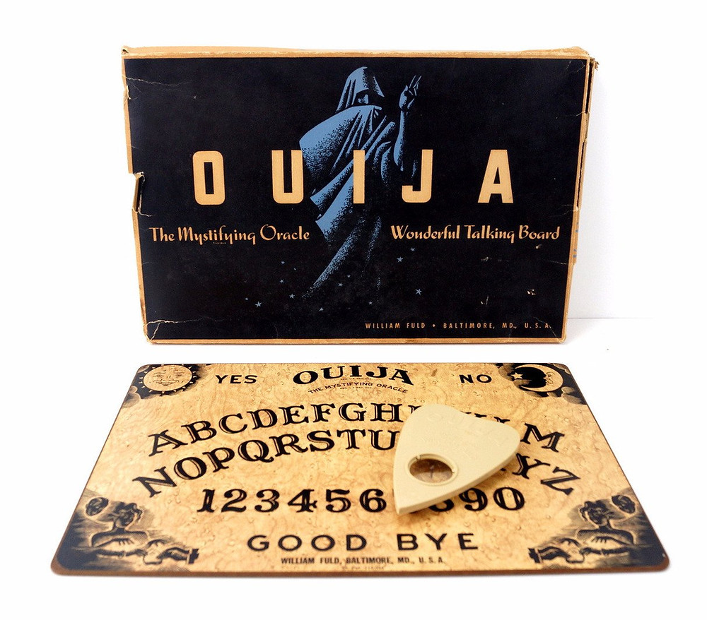 The History of Ouija Boards