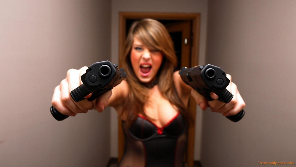 What is Sexy: Girls and Guns