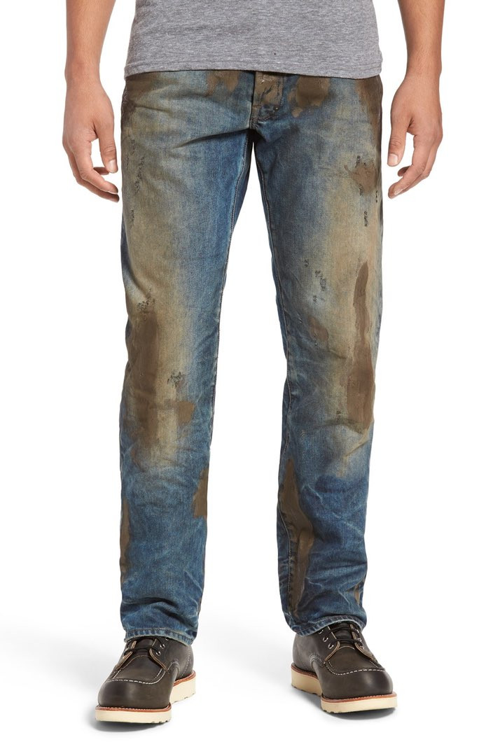 Nordstrom is Selling $425 Jeans for Wannabe Working Men
