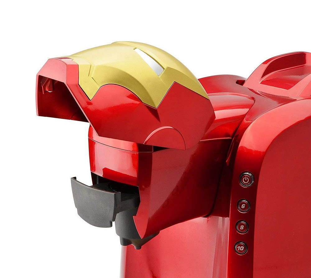 Iron Man Coffee Maker