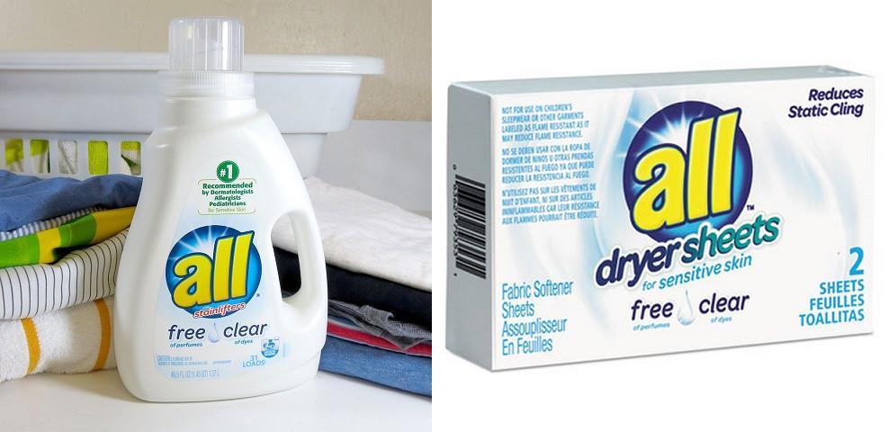 Tactical Laundry Detergent