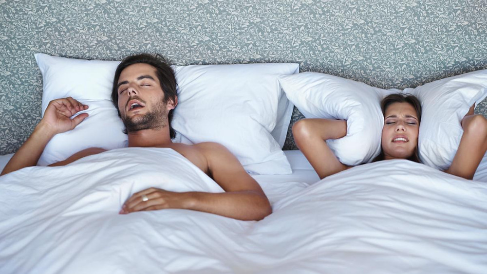 Stop Snoring with these Simple Tricks
