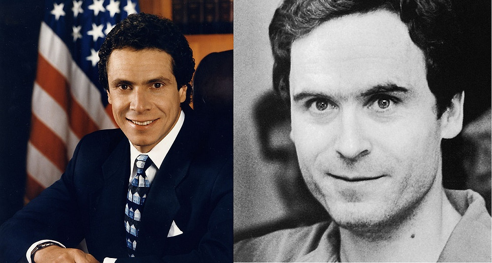 Bundy and Cuomo: A Terrifying Resemblance.