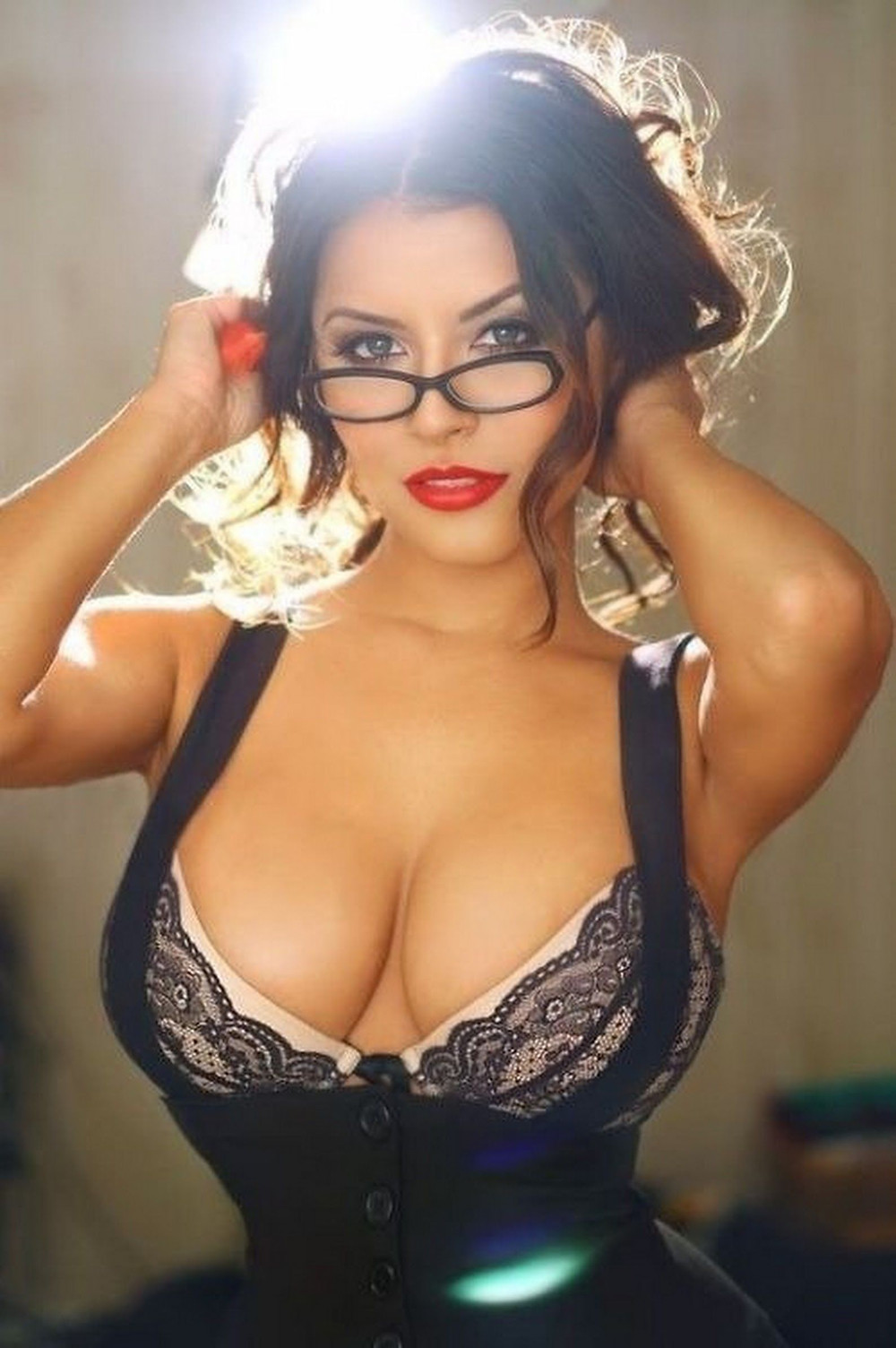 What is Sexy: Girls in Glasses