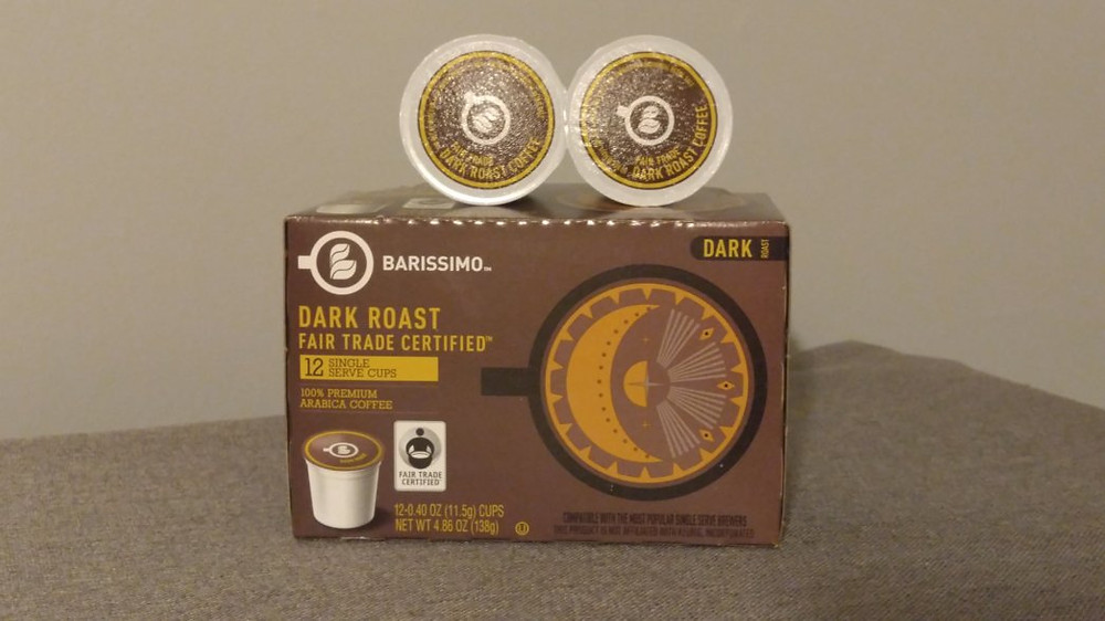 Aldi Dark Roast K-Cups Review
