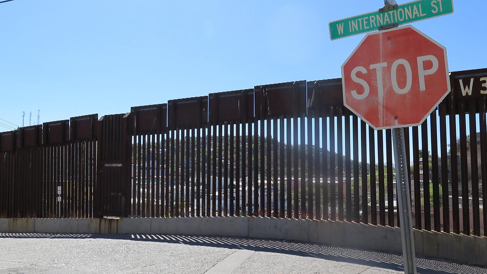 Is the Wall a Way to Trap Americans?
