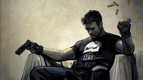 Marvel to Go After Illegal Use of Punisher Skull Logo